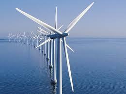 wind turb sea